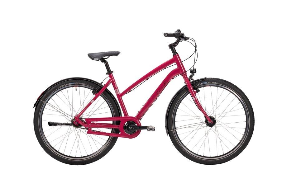 Dancelli Spurtreu 7.0 Urban Bike Rot