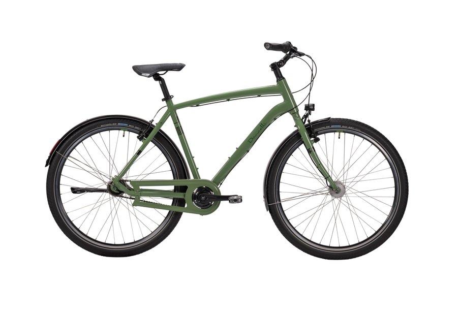 Dancelli Spurtreu 7.0 Urban Bike Grün