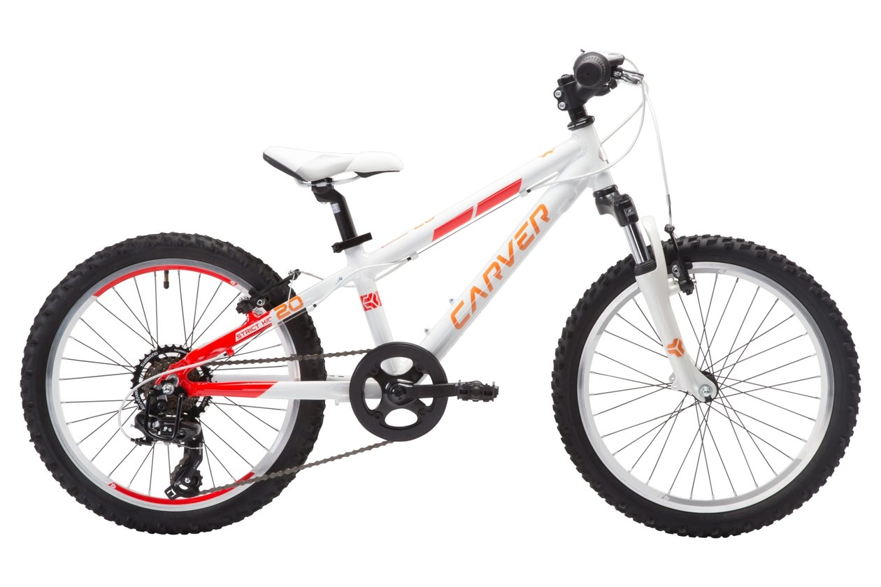 Carver Strict 20 W - 20 Zoll - Hardtail