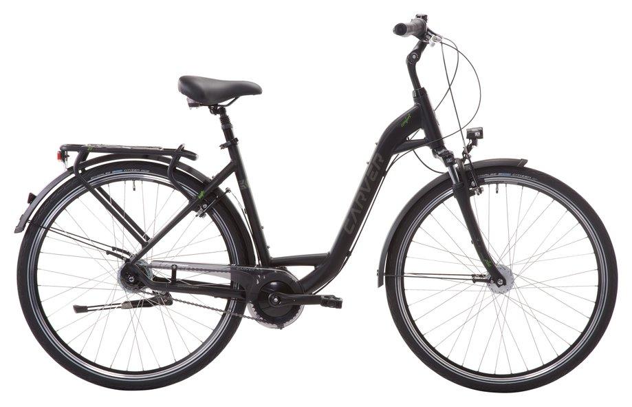 Carver Cityzen 120 Citybike Schwarz