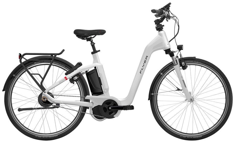 flyer gotour5 e bike wei modell 2018 test e bikes. Black Bedroom Furniture Sets. Home Design Ideas
