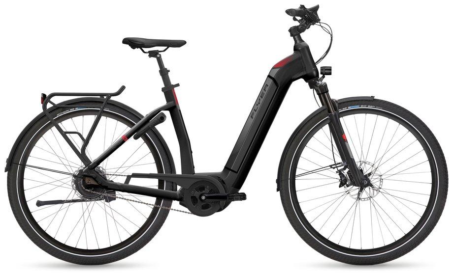 flyer gotour6 e bike schwarz modell 2018 e bikes. Black Bedroom Furniture Sets. Home Design Ideas