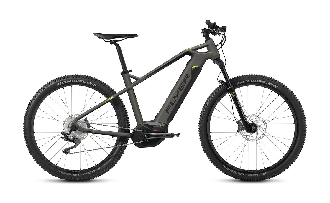 Flyer Uproc1 2.10 - 500 Wh - 2019 - 27,5 Plus Zoll - Hardtail