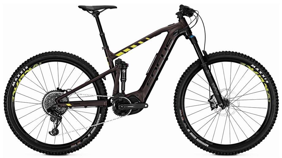 focus jam2 factory e bike braun modell 2018 test e bikes. Black Bedroom Furniture Sets. Home Design Ideas