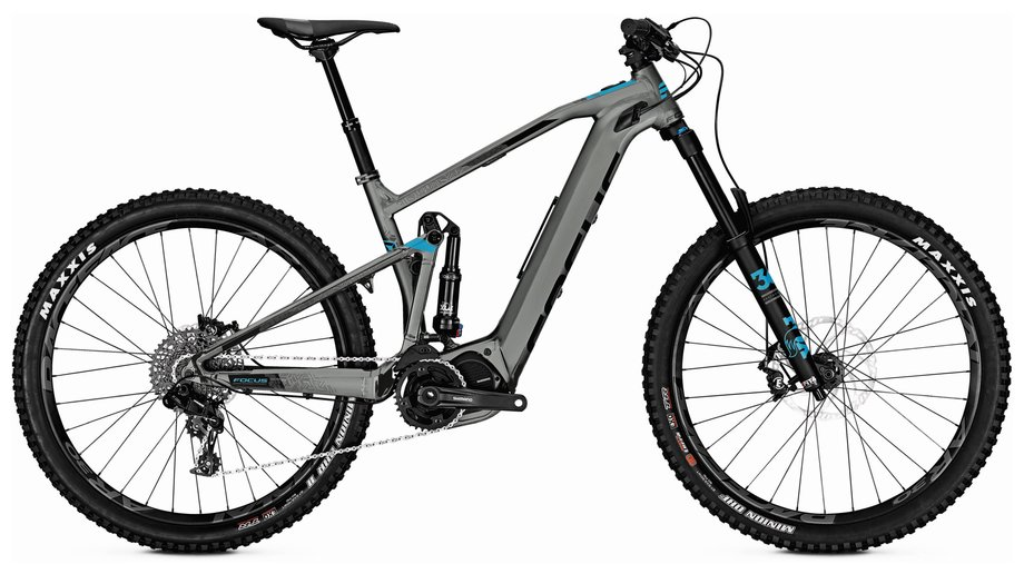 focus focus sam2 e bike grau modell 2018 e bikes. Black Bedroom Furniture Sets. Home Design Ideas