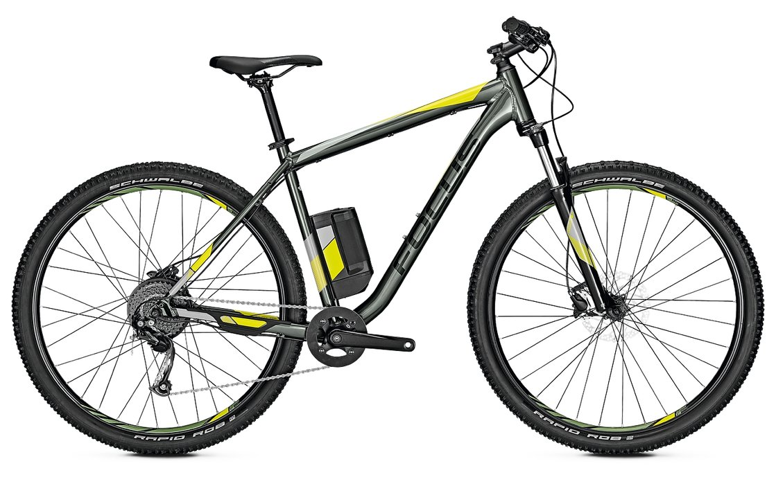 Focus Whistler2 3.9 - 252 Wh - 2019 - 29 Zoll - Hardtail