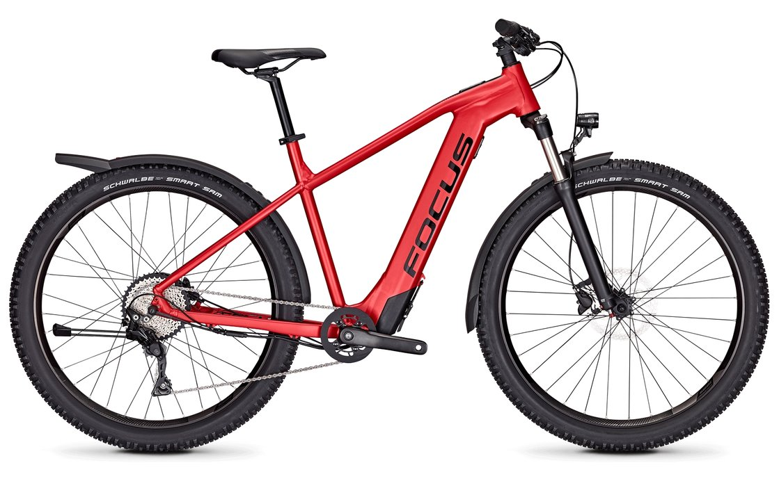Focus Whistler2 6.9 EQP - 252 Wh - 2019 - 29 Zoll - Diamant