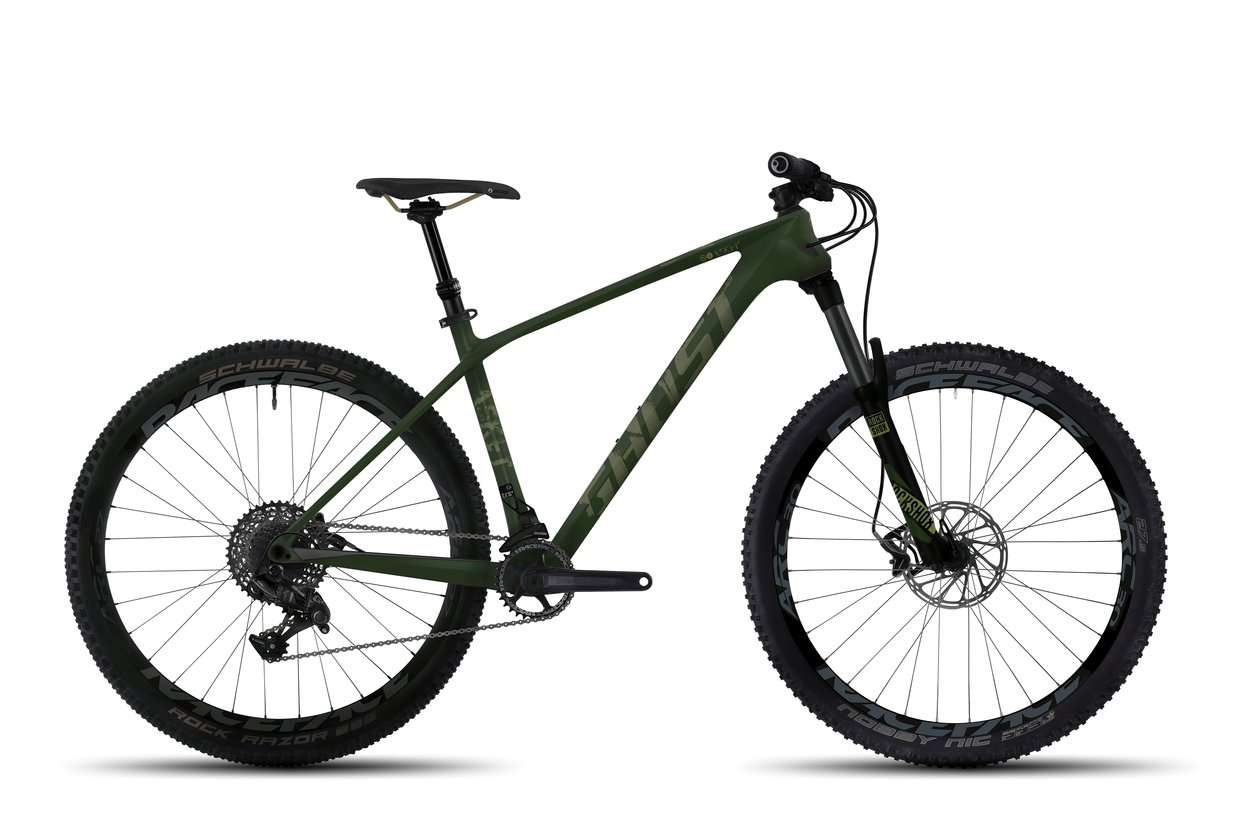 Ghost Asket 5 LC - 2017 - 27,5 Zoll - Hardtail
