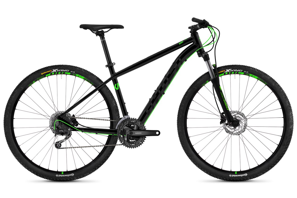 Ghost Kato 4.9 - 2018 - 29 Zoll - Hardtail