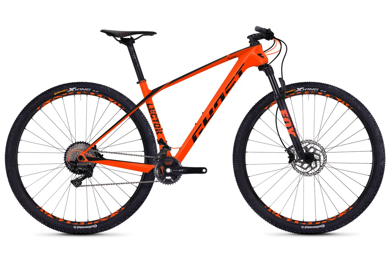 Ghost Lector 4.9 - 2018 - 29 Zoll - Hardtail