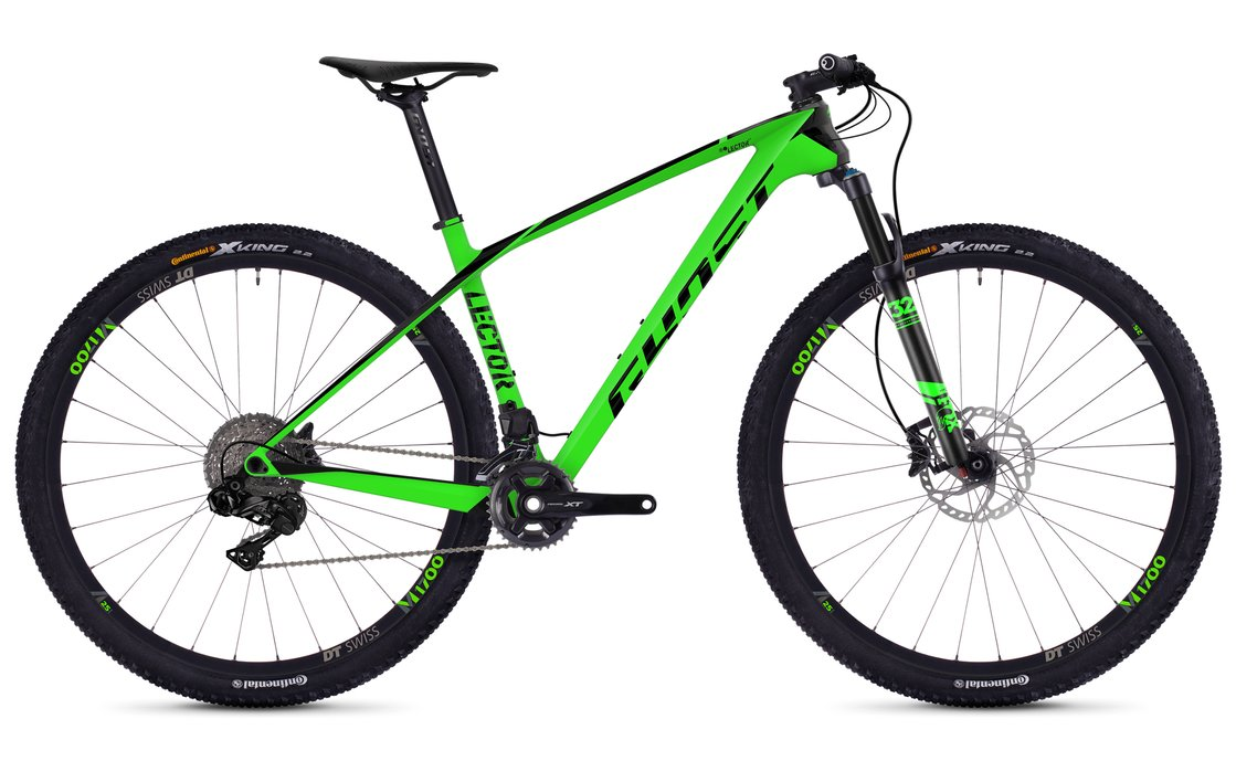 Ghost Lector 8.9 - 2019 - 29 Zoll - Hardtail