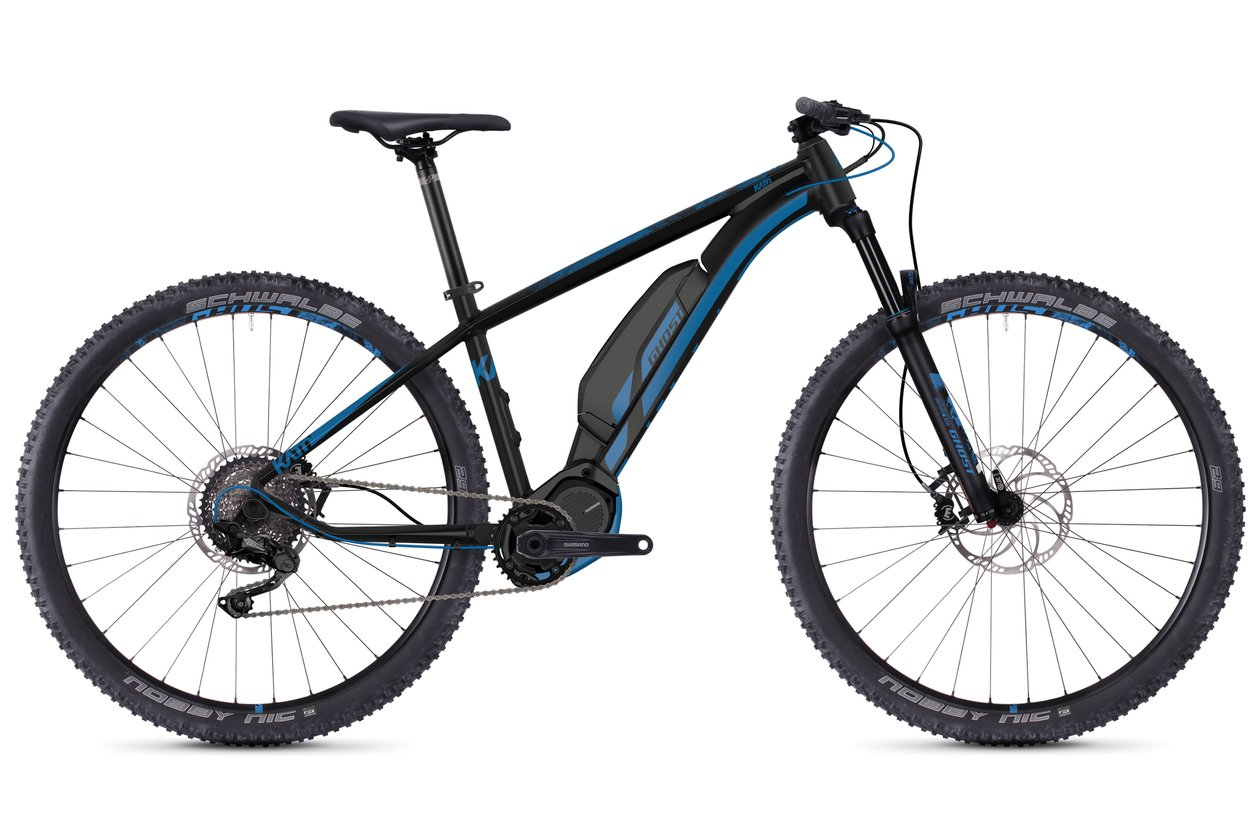 Ghost Kato Hybrid S3.9 - 504 Wh - 2018 - 29 Zoll - Hardtail