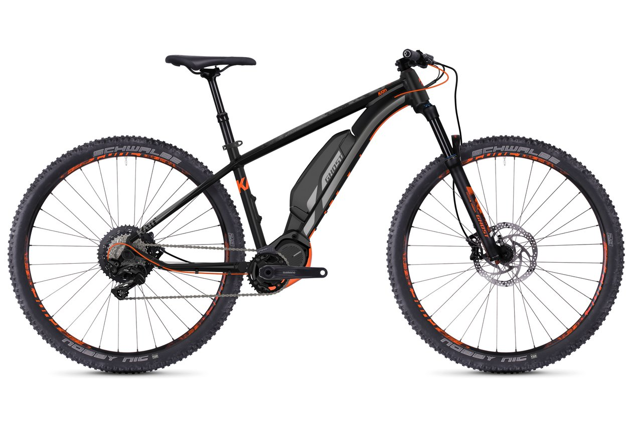 Ghost Kato Hybrid S4.9 - 504 Wh - 2018 - 29 Zoll - Hardtail