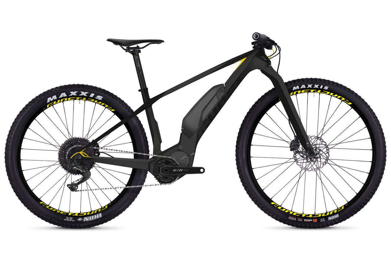 Ghost Hybride Lector SX5.7+ - 504 Wh - 2019 - 27,5 Plus Zoll - Hardtail