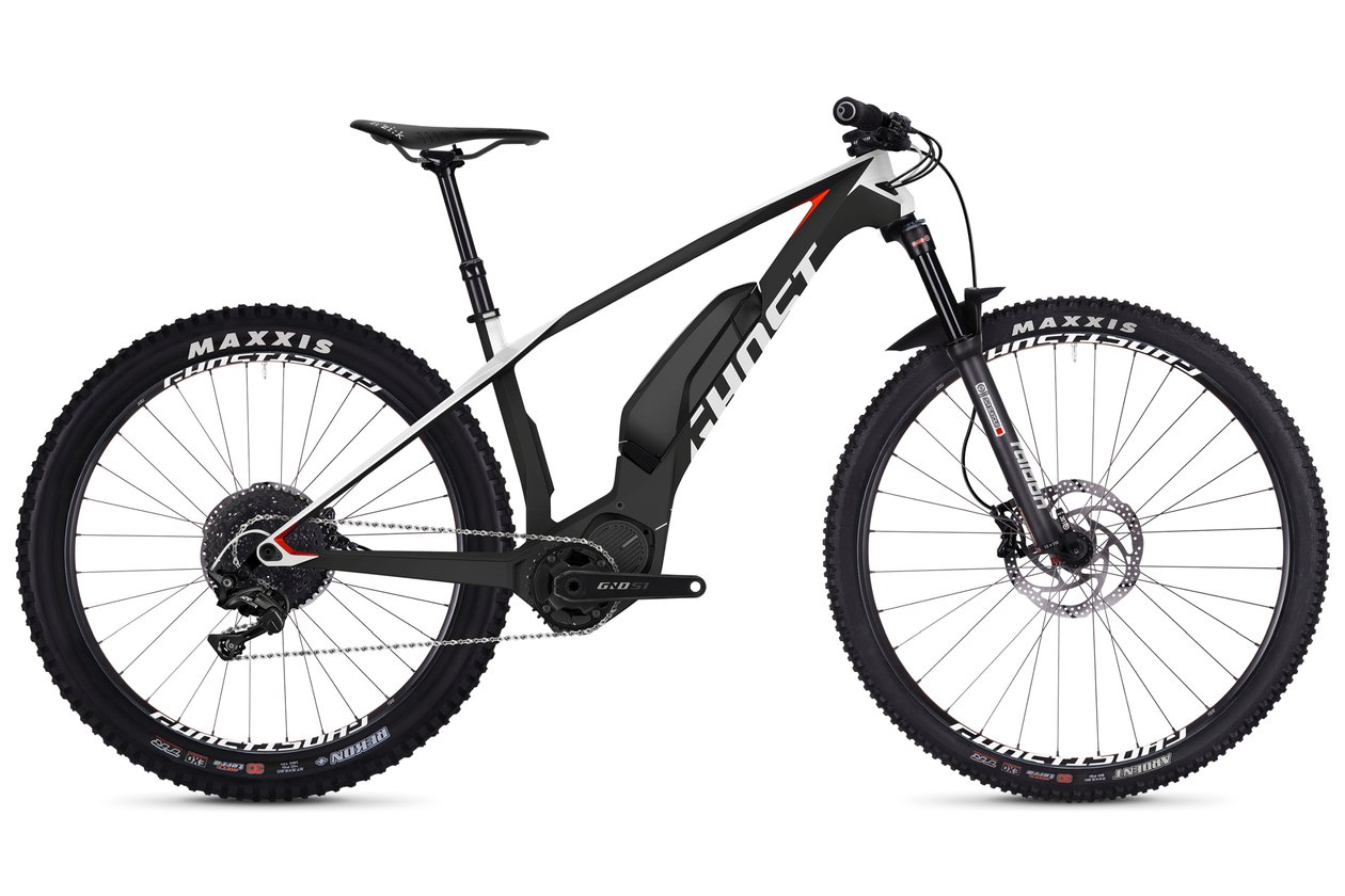 Ghost Hybride Lector S4.7+ - 504 Wh - 2019 - 27,5 Plus Zoll - Hardtail