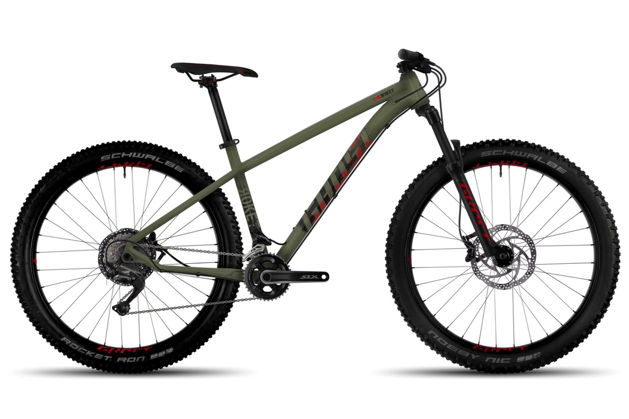 Ghost Roket 5.7+ - 2019 - 27,5 Plus Zoll - Hardtail
