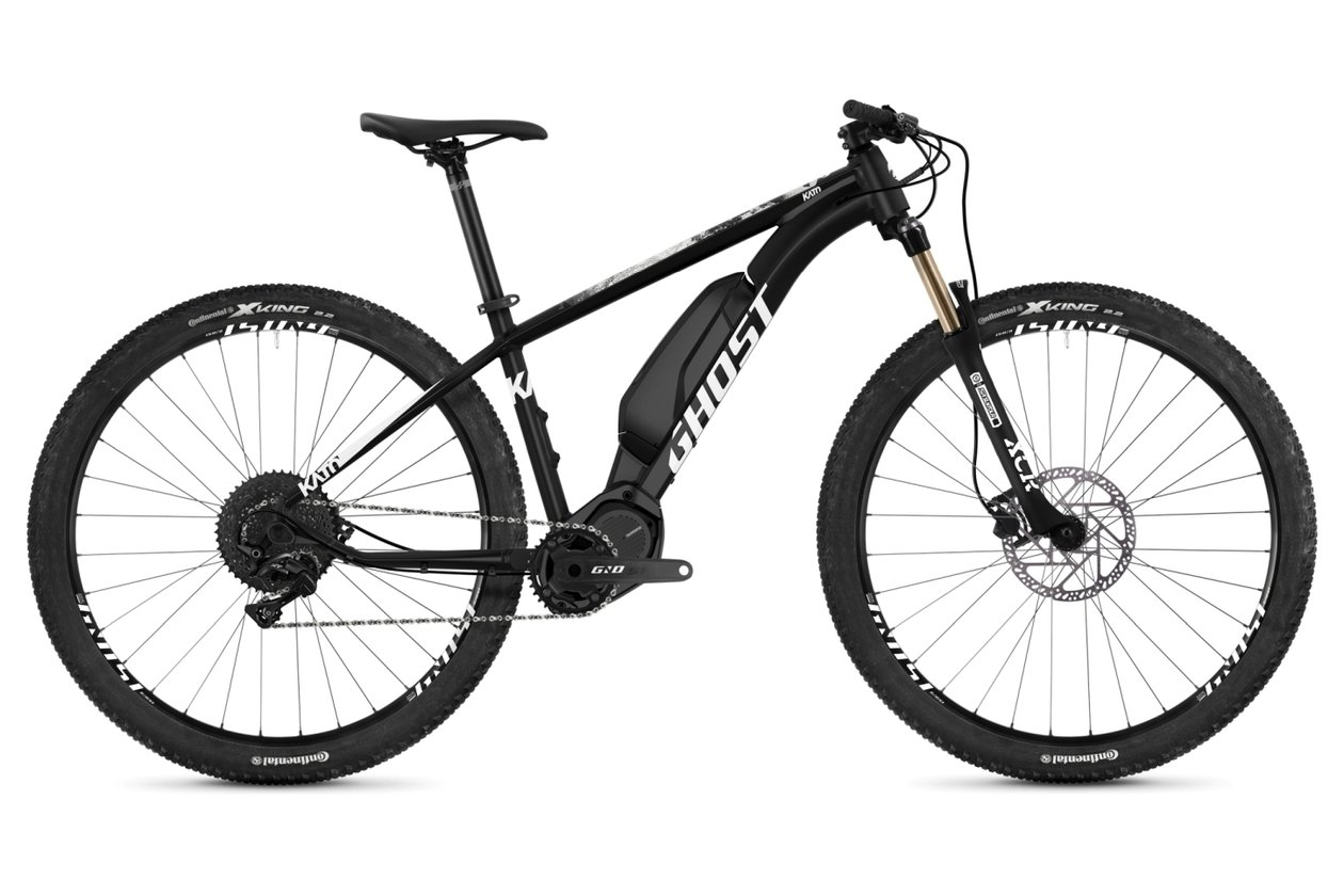 Ghost Hybride Kato S3.9 AL - 504 Wh - 2019 - 29 Zoll - Hardtail