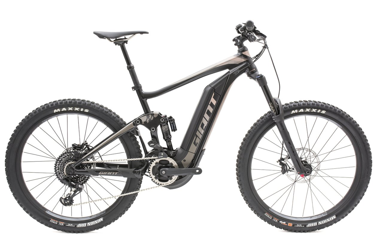 Giant Full-E+ 0 SX Pro - 496 Wh - 2018 - 27,5 Zoll - Fully
