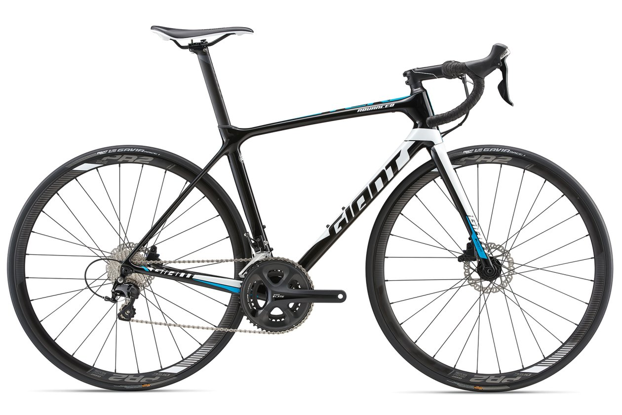 Giant TCR Advanced 2 Disc - 2018 - 28 Zoll - Diamant