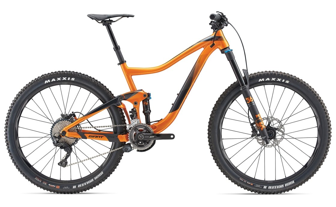 Giant Trance 1.5 - 2019 - 27,5 Zoll - Fully