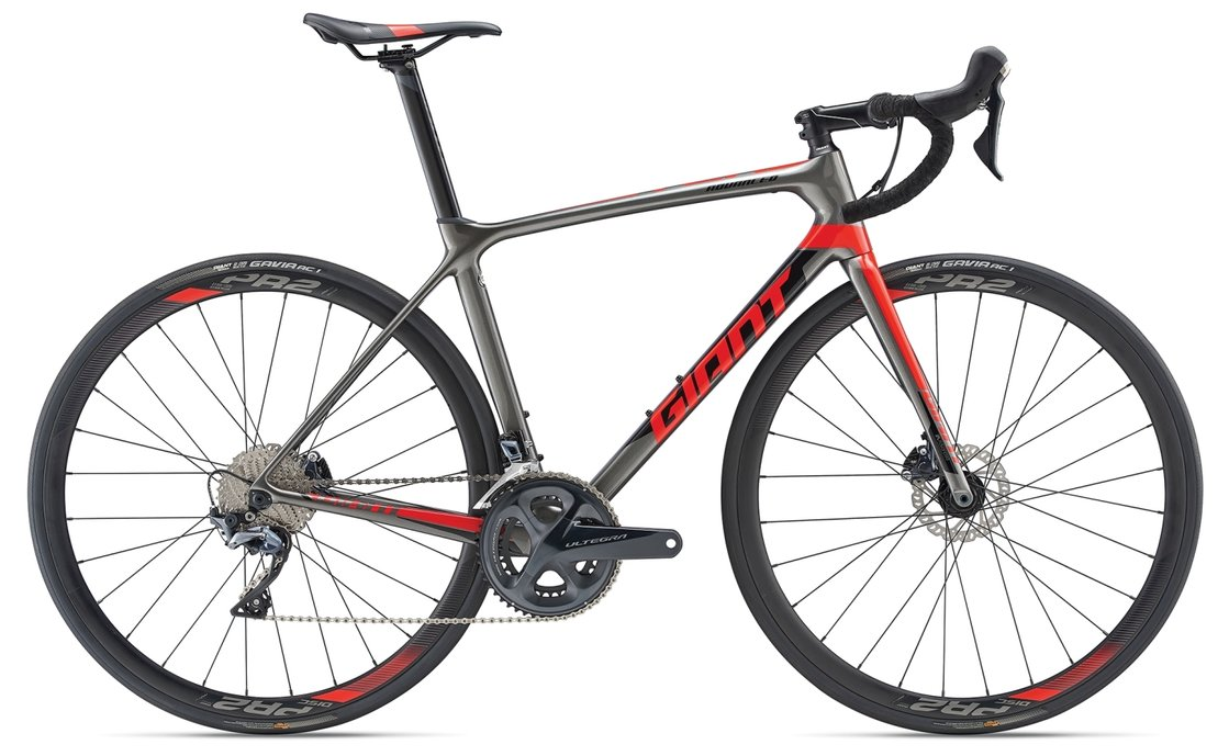 Giant TCR Advanced 1 Disc - 2019 - 28 Zoll - Diamant