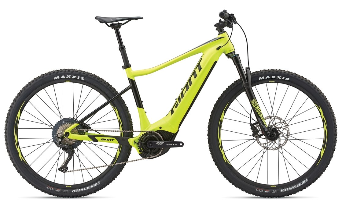 Giant Fathom E+ 1 Pro 29er - 496 Wh - 2019 - 29 Zoll - Hardtail