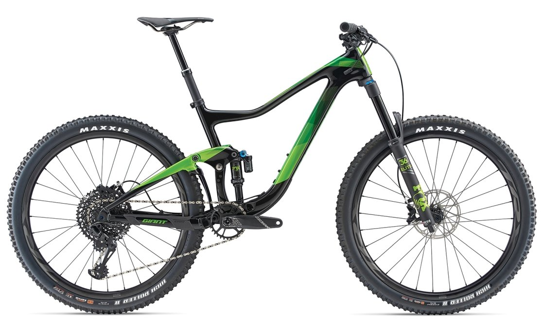 Giant Trance Advanced - 2019 - 29/27,5 Zoll - Fully