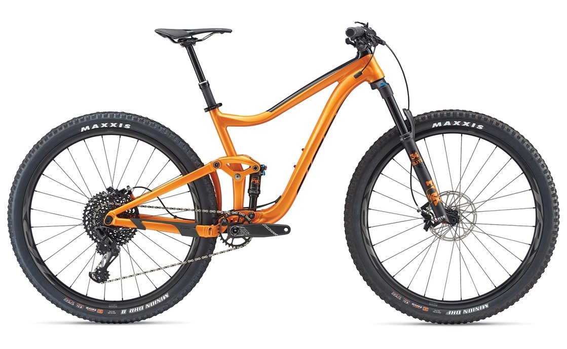 Giant Trance 1 29er - 2019 - 29 Zoll - Fully