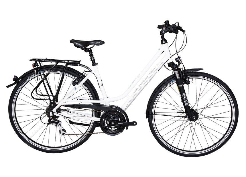 Gudereit LC 30 Edition Citybike Weiß Modell 2017