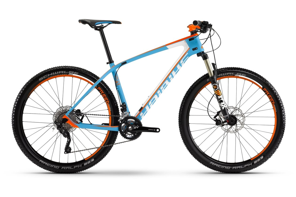 Haibike Freed 7.50 - 2016 - 27,5 Zoll - Hardtail