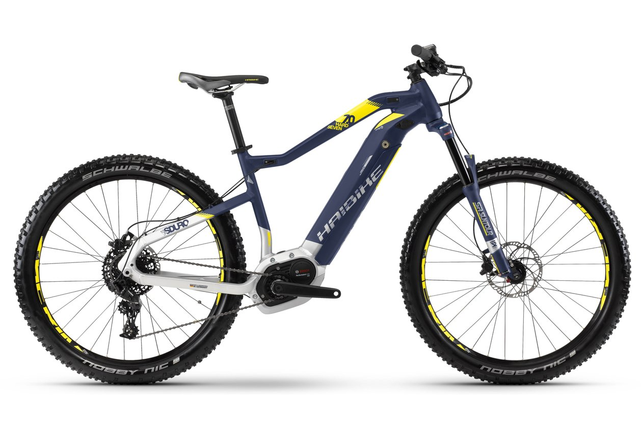 Haibike Sduro HardSeven 7.0 - 500 Wh - 2018 - 27,5 Zoll - Hardtail
