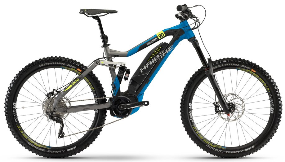 Freeride E-Bike
