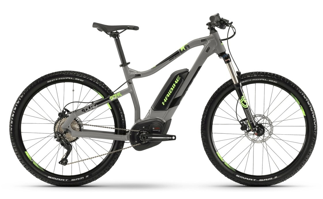 Haibike Sduro HardSeven 4.0 - 500 Wh - 2019 - 27,5 Zoll - Hardtail