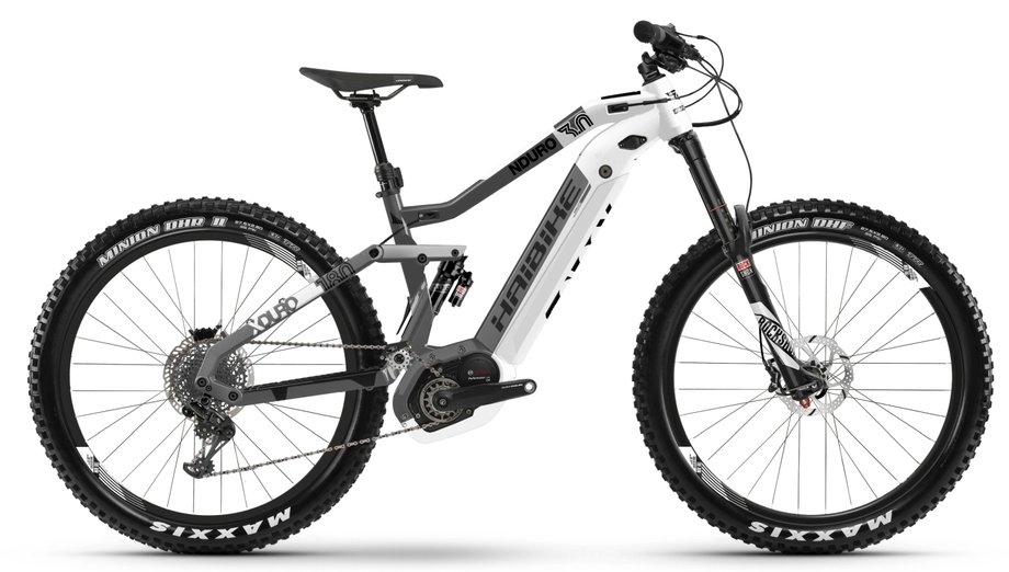 Enduro Fully E-Bike