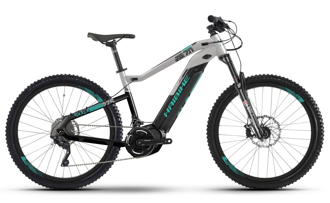 Haibike Sduro HardSeven 7.0 - 500 Wh - 2019 - 27,5 Zoll - Hardtail