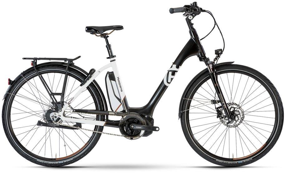 husqvarna gran city gc7 e bike schwarz modell 2018 test. Black Bedroom Furniture Sets. Home Design Ideas