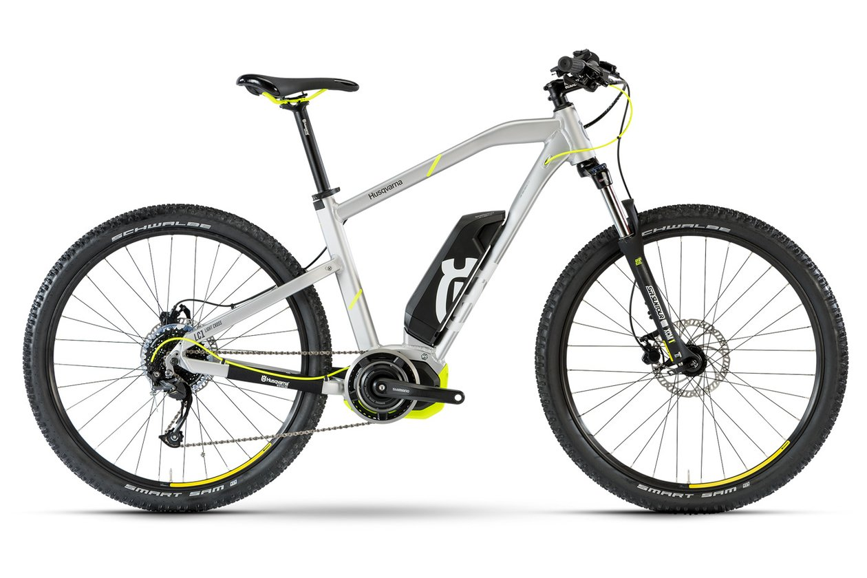 Husqvarna Light Cross LC1 - 400 Wh - 2018 - 27,5 Zoll - Hardtail