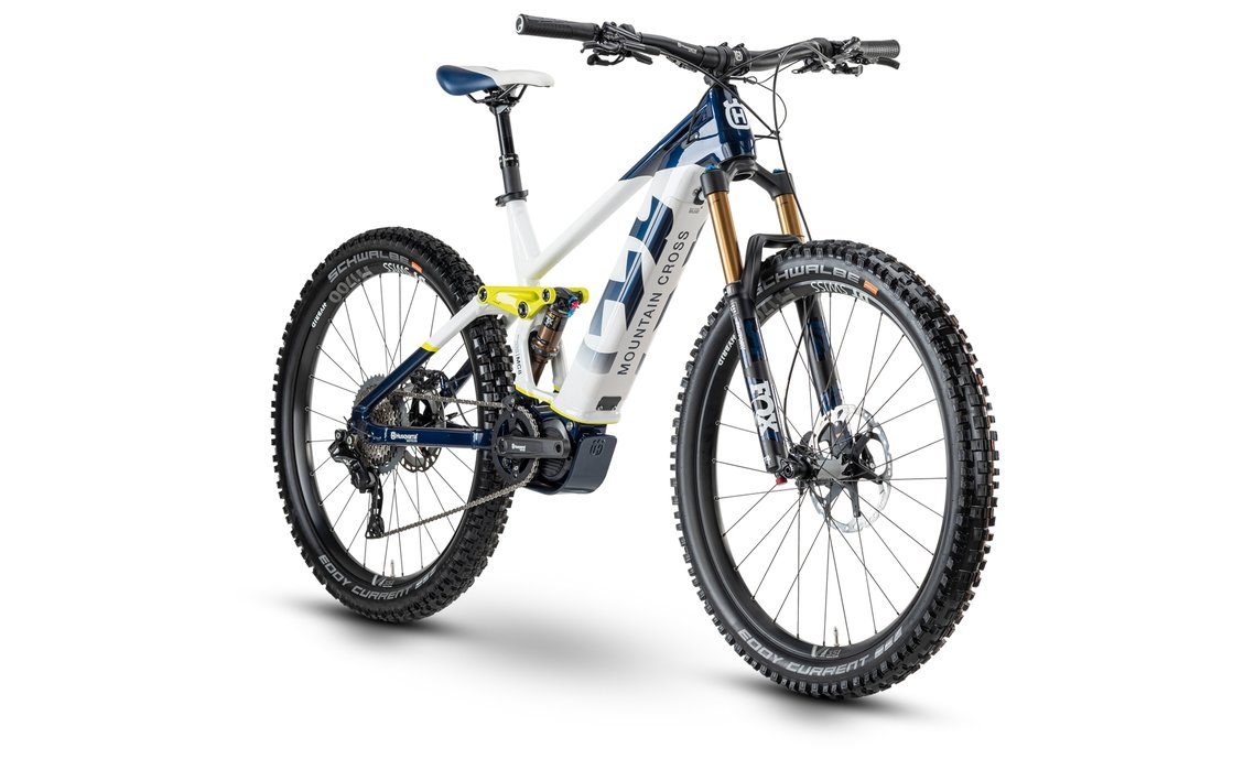 Husqvarna Mountain Cross 8 - 630 Wh - 2020 - 27,5 Plus Zoll - Fully