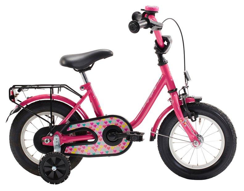 Bellini Träumer Kinderfahrrad Pink