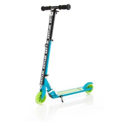 Kettler Scooter Zero 5 Zig Zag Roller Blau Modell 2017