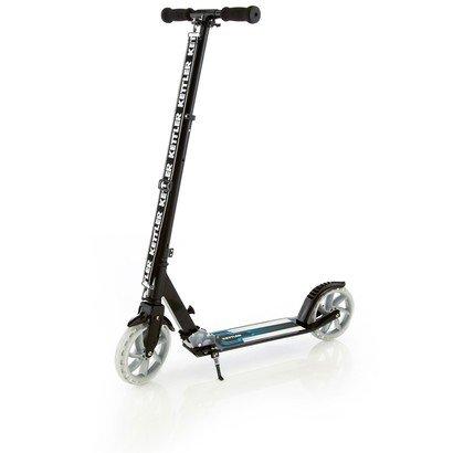 Kettler Scooter Zero 8 Energy Roller Schwarz Modell 2016
