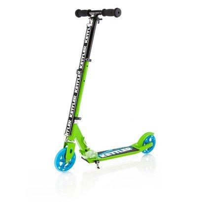 Kettler Scooter Zero 6 Greenatic Roller Grün Modell 2016