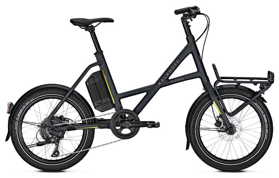 kalkhoff durban compact g8 e bike blau modell 2018 test. Black Bedroom Furniture Sets. Home Design Ideas