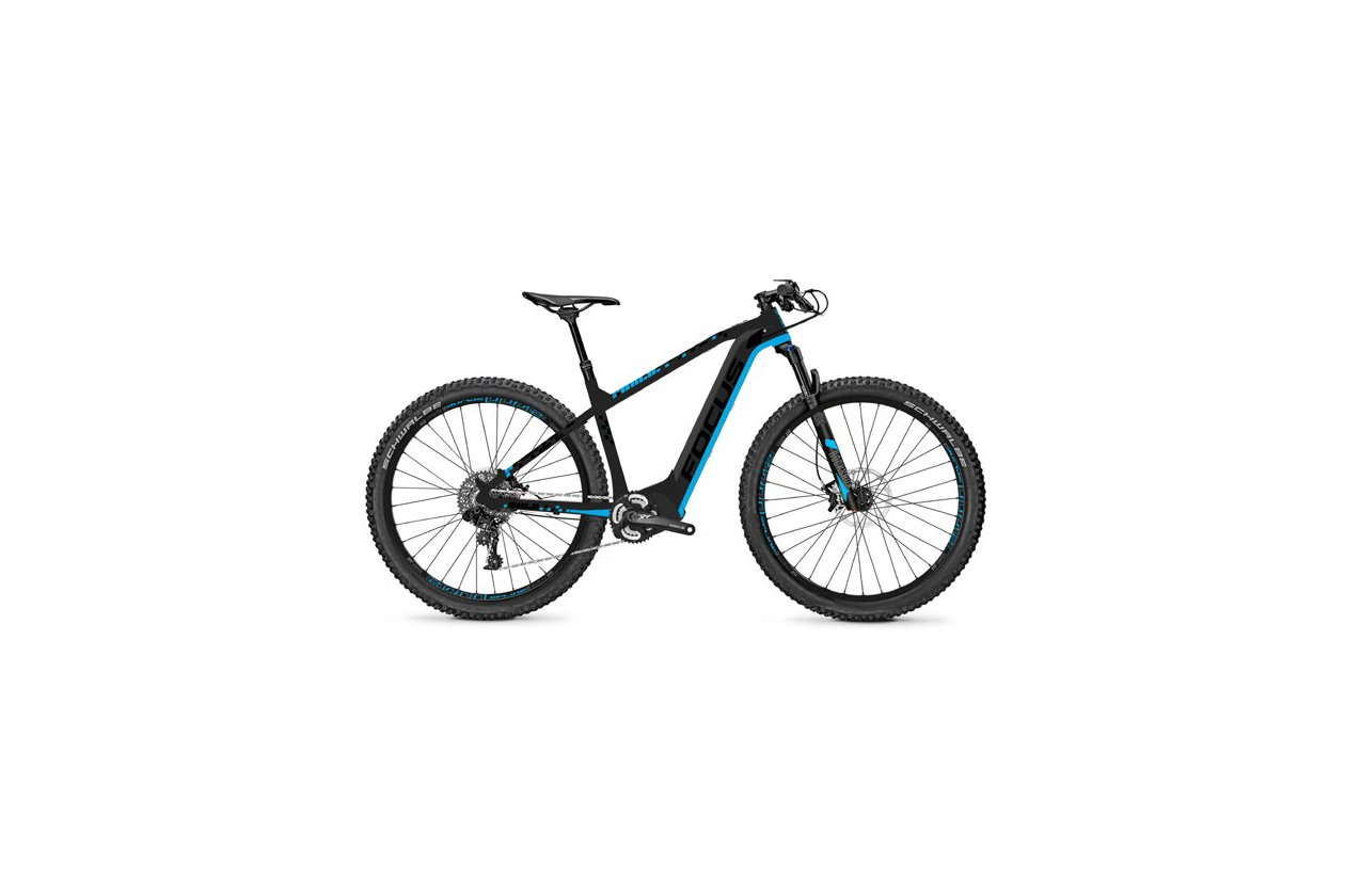 Focus Bold-2 Plus - 378 Wh - 2017 - 27,5 Plus Zoll - Hardtail
