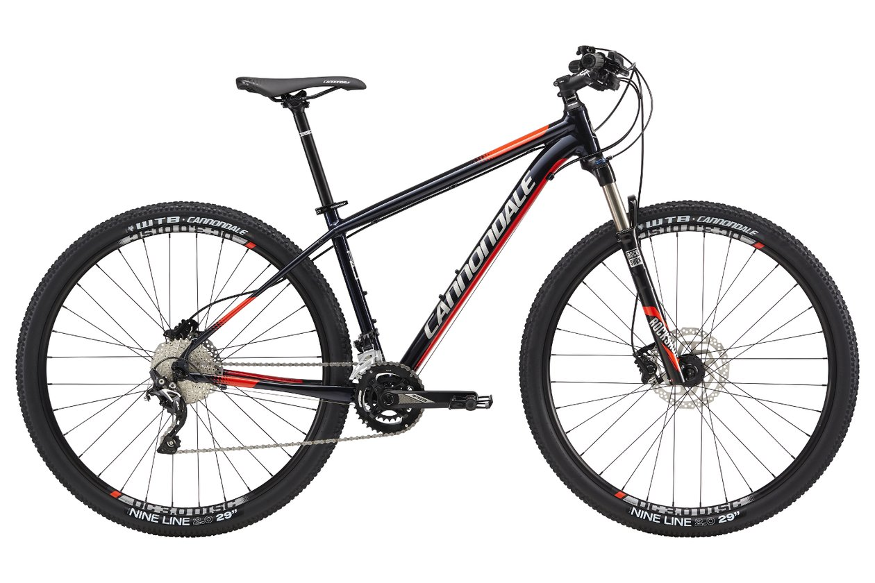 Cannondale Trail  2 - 2017 - 29 Zoll - Hardtail