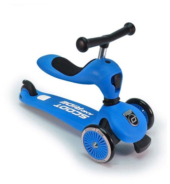 Scoot Ride Highwaykick 1 Roller Blau Modell 2017