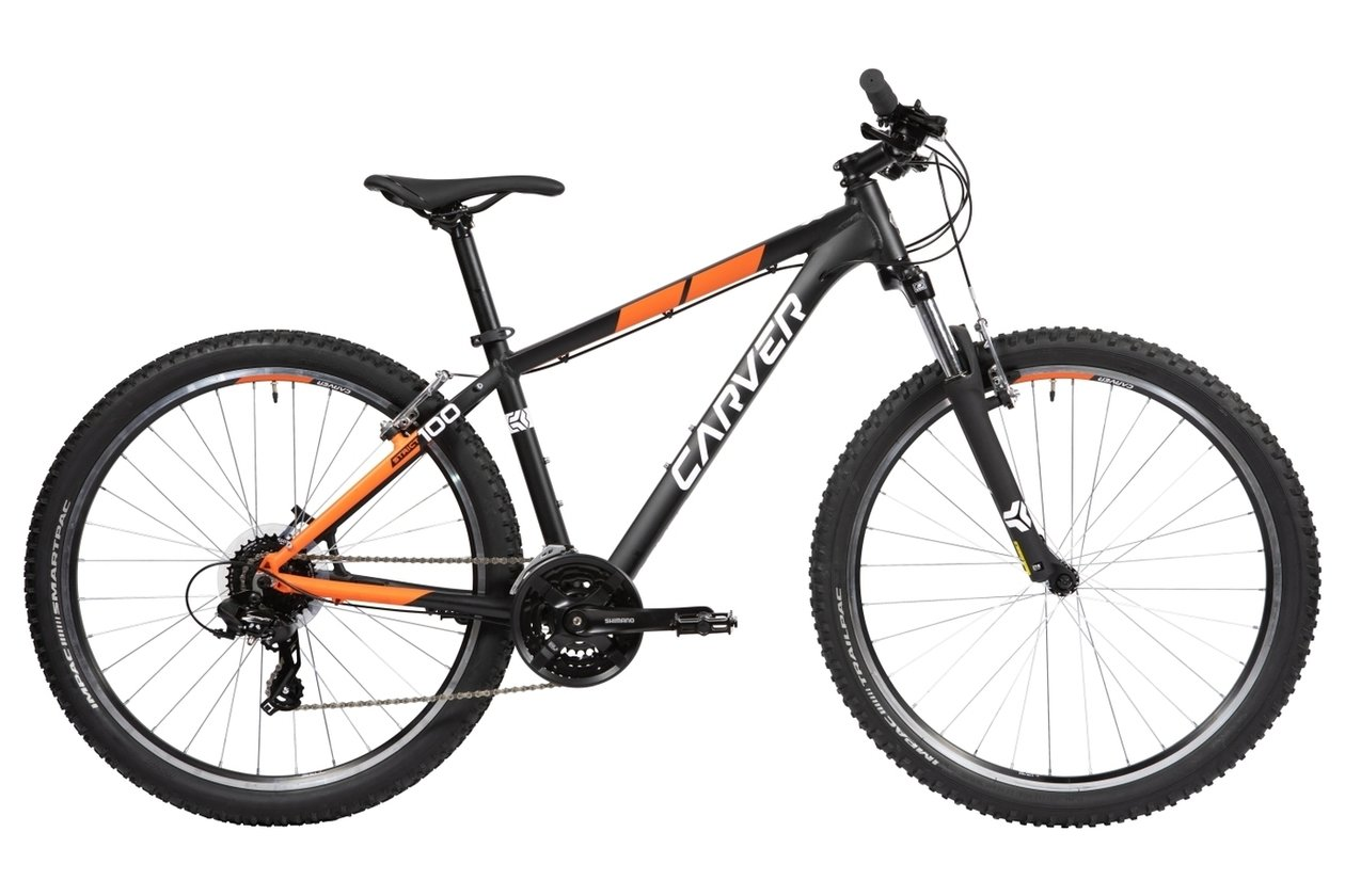 Carver Strict 100 - 27,5 Zoll - Hardtail