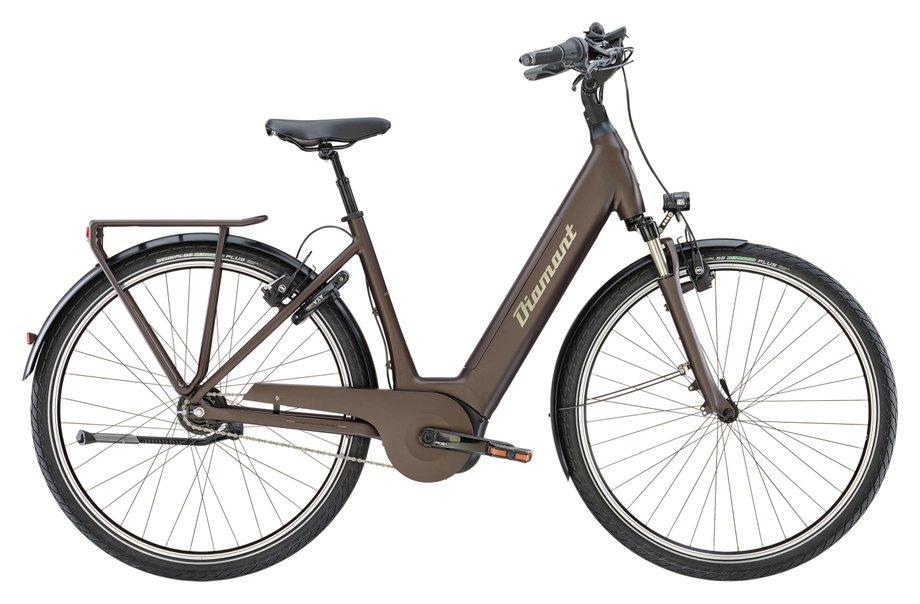 Diamant Onyx RT E Bike Braun Modell 2019