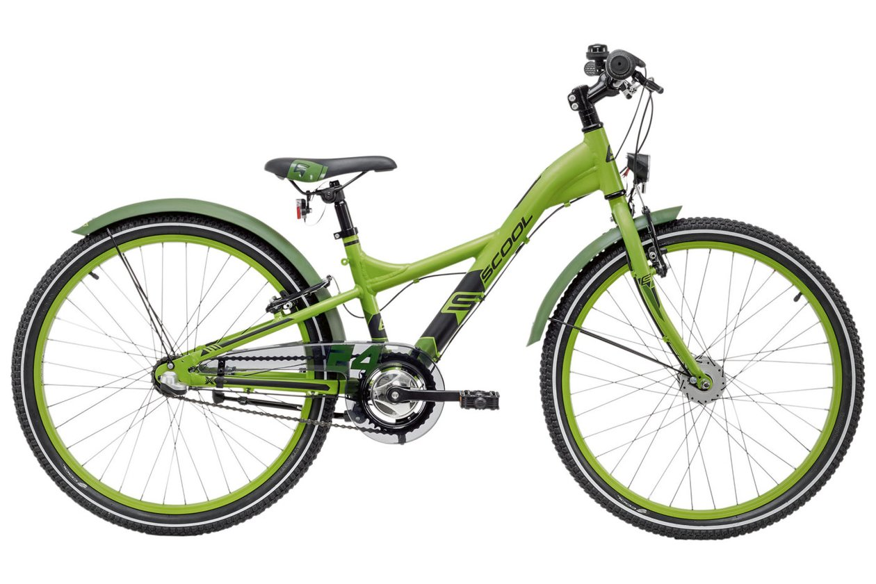 S'cool XXlite Alloy 24 3-S - 2019 - 24 Zoll - Y-Form