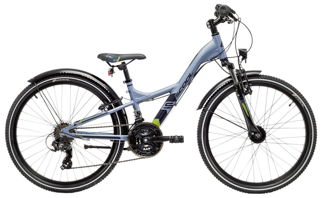 S'cool XXlite Alloy 24 21-S - 2019 - 24 Zoll - Y-Form